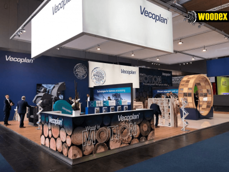 VECOPLAN   WOODEX 2019