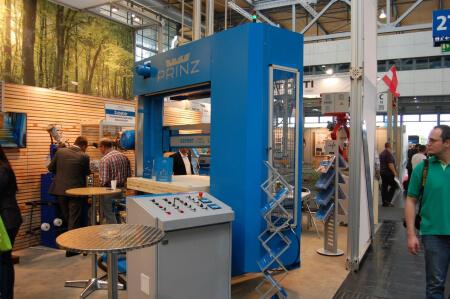 Альянс Форест на стенде PRINZ GmbH & Co. KG.