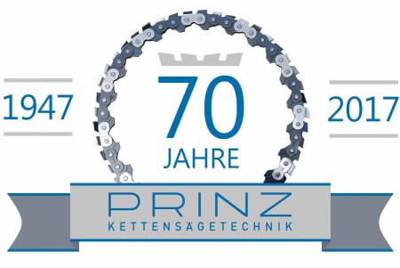 70 лет со дня основания компании PRINZ